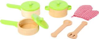 Kit accessoires pour la cuisine d'enfant