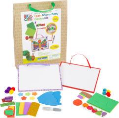 """Kit de loisisrs créatif Images """"La chenille qui fait des trous"""""""