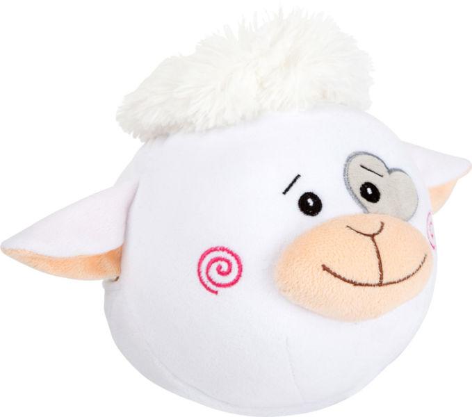 ballon en peluche chien mouton achat vente small foot 10522. Black Bedroom Furniture Sets. Home Design Ideas