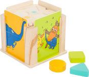 """Boîte à formes avec l'éléphant """"Die Maus"""""""