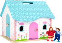 Maison de poupées à ouvrir