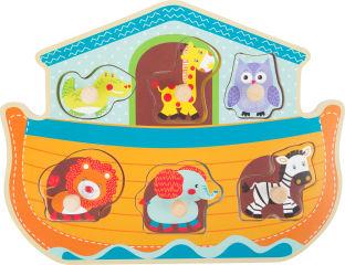 Puzzle Arche de Noé