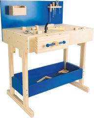Etabli et outils pour enfants