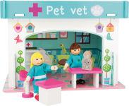Monde jeu jeu Vétérinaire et ses accessoires