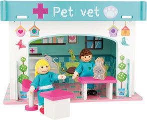 Monde de jeu Vétérinaire et ses accessoires