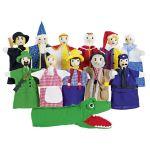 Assortiment de marionnettes