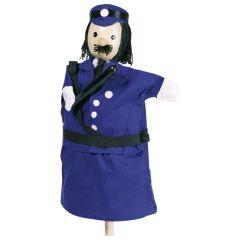 Marionnette, Policier