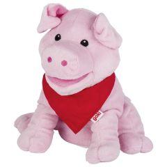 Marionnette cochon Snelly