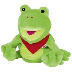 Marionnette grenouille Frilo