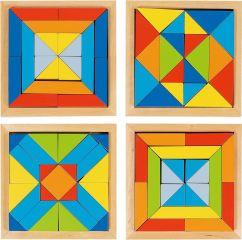 Monde des formes, Puzzle I