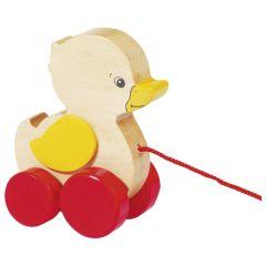 Canard, animal à tirer Ellah