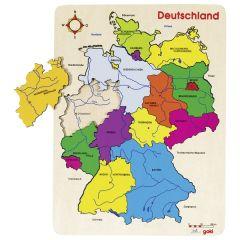 Puzzle de l'Allemagne II
