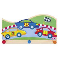 Portemanteau, course automobile