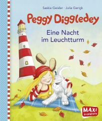 Livre Peggy Diggledey - Eine Nacht im Leuchtturm