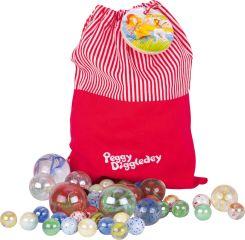 Mon sac de billes, 50 billes