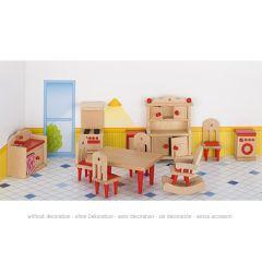 Meubles de poupées, cuisine