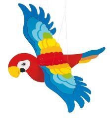 Perroquet, animal volant