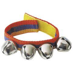 Bracelet avec 4 clochettes