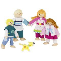 Famille, poupées flexibles, Susibelle