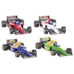 Formula Racer en métal, L= 10,7 cm