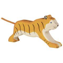 Tigre, marchant