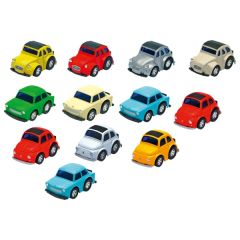 Mini Racer III en métal, L= 5 cm