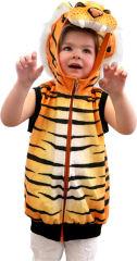 Gilet-costume Tigre