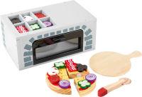 Four à pizza pour la cuisine d'enfant