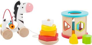 Lot de jouets de motricité