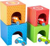 Cubes à empiler voitures