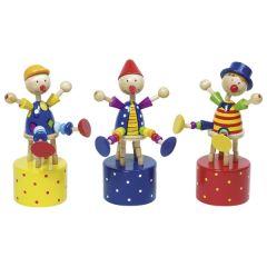 Les Pepones, figurines articulés