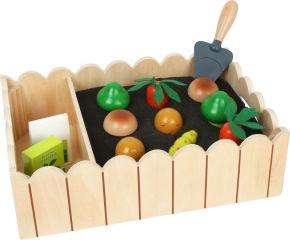 Jardin potager avec kit de jeu