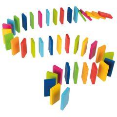 Rallye des dominos Arc-en-ciel