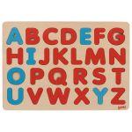 Alphabet puzzle méthode Montessori, français