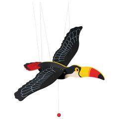Toucan, animal volant