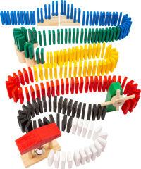 Rallye de dominos