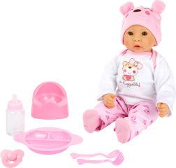"""Bébé poupée """"Marie"""" avec accessoires"""