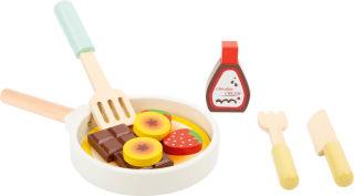 Set de crêpes pour la cuisine d'enfant