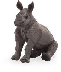 Animal Planet Rhino jeune assis