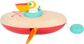 Jouet aquatique, Canoë Pelican