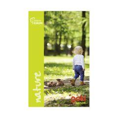 Brochure goki nature, allemand, anglais, français, espagnol,