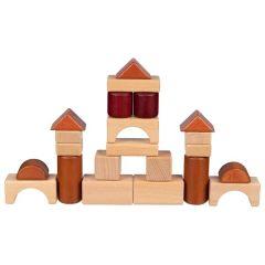 58450 Jeu de construction, coffret en bois