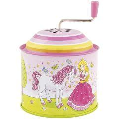 Moulin musical, princesse, Mélodie: Twinkle Twinkle Little