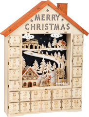 Calendrier de l'Avent Joyeux Noël