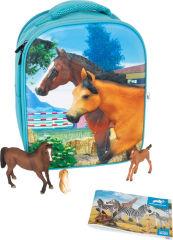 Animal Planet 3D Sac à dos Cheval