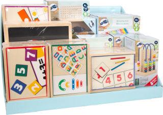 small foot présentoir best-seller jouet éducatif